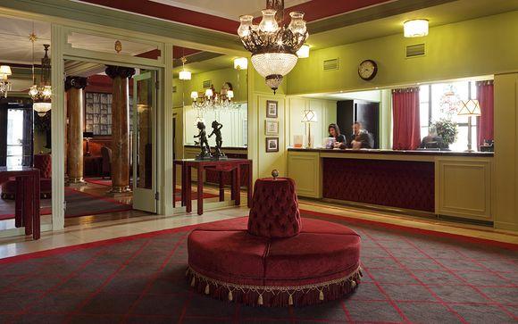 Poussez les portes du Grande Hotel do Porto