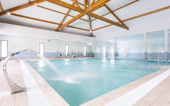 Hôtel Vichy Thermalia Spa Juvignac 4*