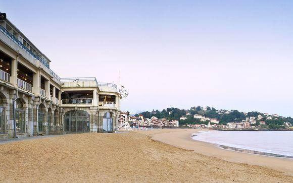 Bien-être sur la côte basque