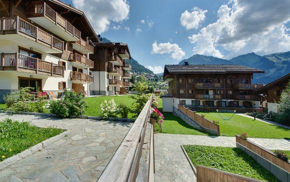 Luxe et confort à la frontière Suisse