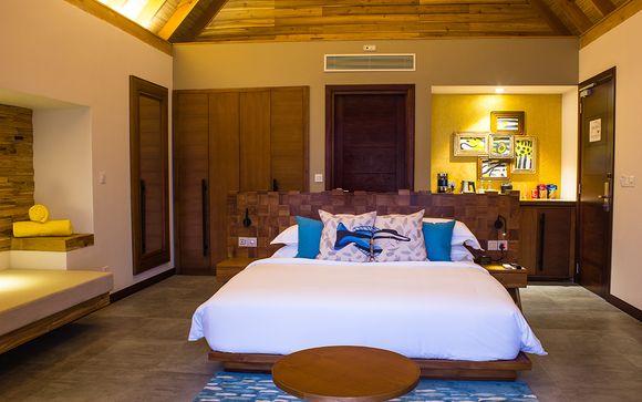 Poussez les portes de votre Fushifaru Maldives 5*
