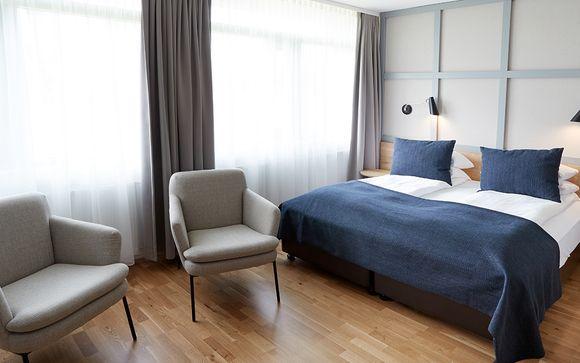 Poussez les portes de l'hôtel Fosshotel Reykholt à Reykholt