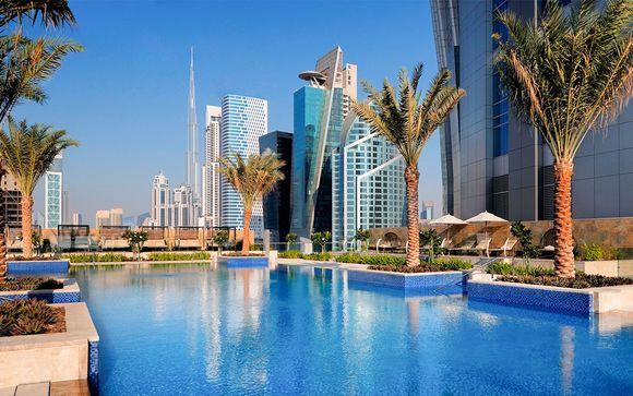 Votre séjour au JW Marriott Marquis Hotel Dubaï 5*