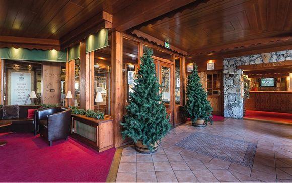 Poussez les portes de votre hôtel La Cachette