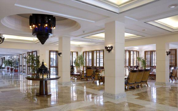 Poussez les portes du Grand Plaza Hotel 4*