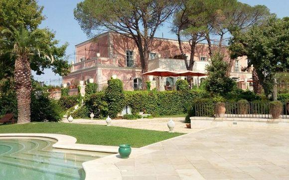 Hôtel Villa San Martino 5*