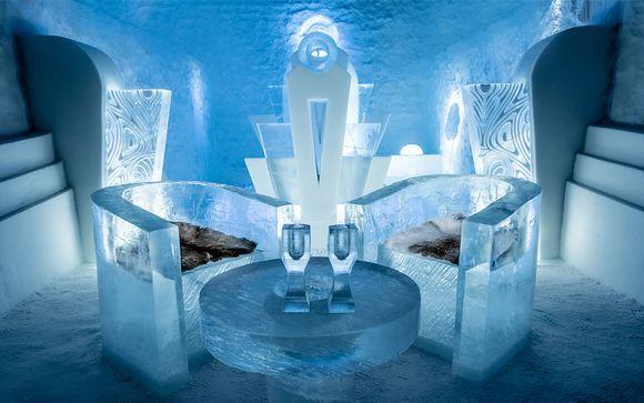 Ice Adventure en Suède 6 jours/5 nuits