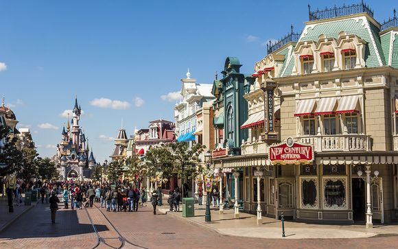 Le Parc Disneyland®
