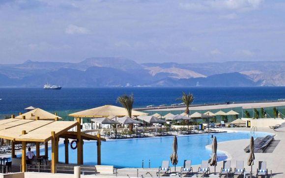 Votre extension au DoubleTree by Hilton 5* à Aqaba