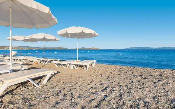 Poussez les portes de l'Hôtel Petunya Beach Resort 4*