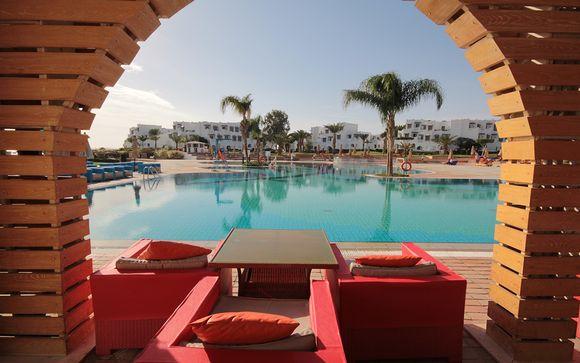 Votre extension à l'hôtel Mercure Hurghada 4*  à Hurghada (ou similaire)