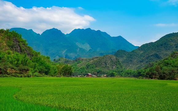 Votre extension dans la Vallée de Mai Chau