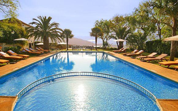 Portugal Funchal - Hôtel Quinta da Bela Vista 5* à partir de 437,00 € (437.00 EUR€)