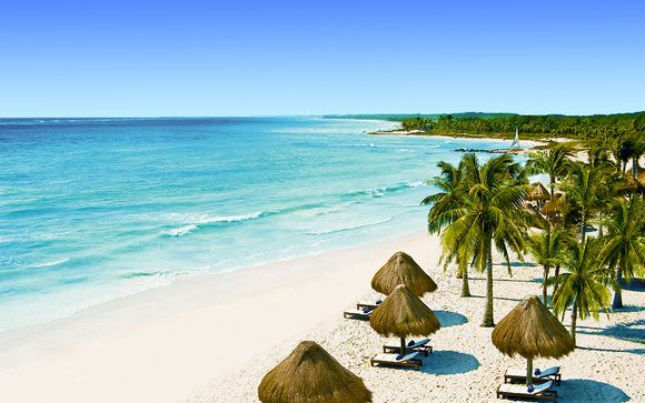 Paradis tout inclus entre plages et pyramides
