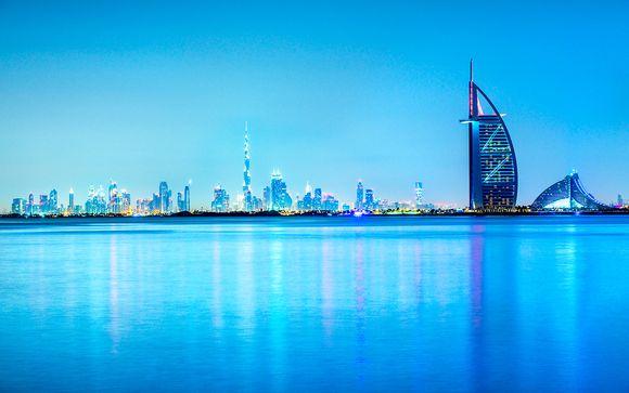 Votre séjour possible à Dubai (selon l'offre choisie)