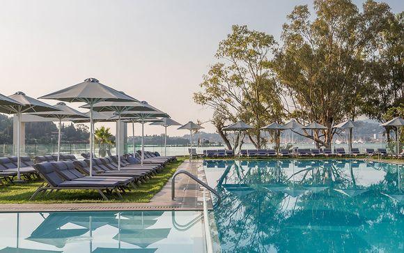 Luxueuse évasion sur la baie de Kommeno