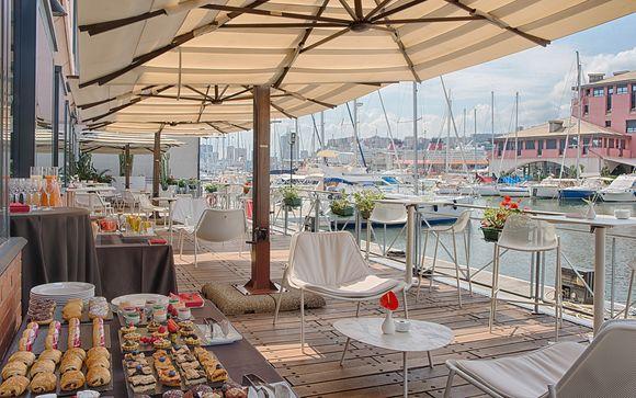 NH Collection Genova Marina 4*