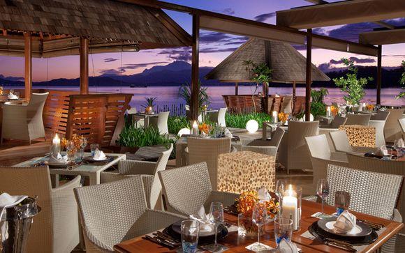Poussez les portes de l'hôtel Gaya Island Resort 5*