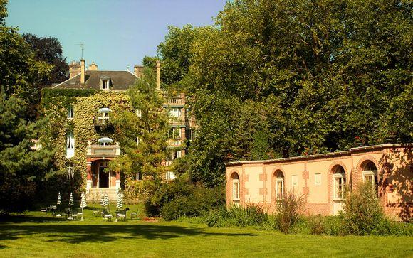 Hôtel Belle Isle sur Risle 4*
