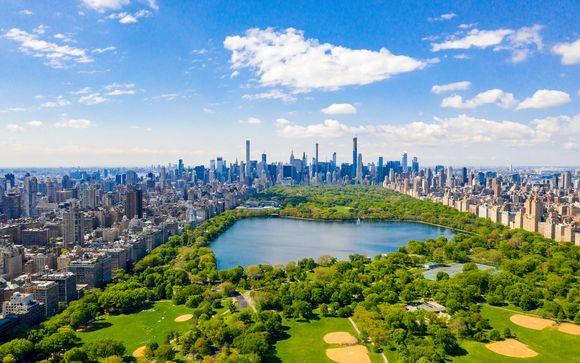 Votre pré-extension possible à New York (offre 2)