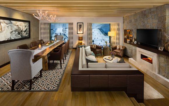 Poussez les portes du Kempinski Hotel - Mall of the Emirates 5*