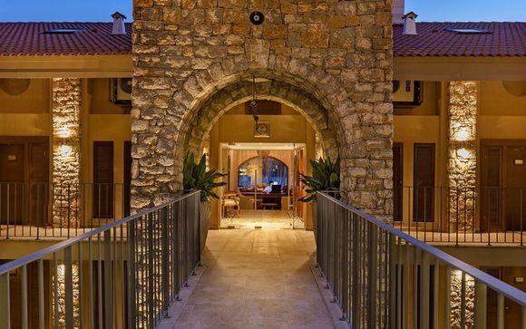 Poussez les portes du Marti Hemithea Boutique Hôtel 5*