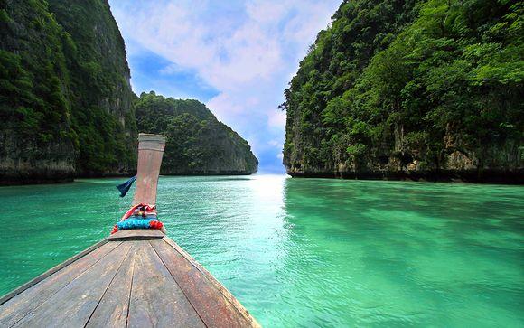 Combin� Well H�tel Bangkok 5* et Beyond Resort Krabi 4*