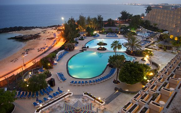 Hôtel Grand Teguise Playa 4*