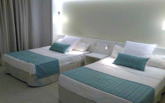 Poussez les portes du Gran Hotel Peñiscola 4*