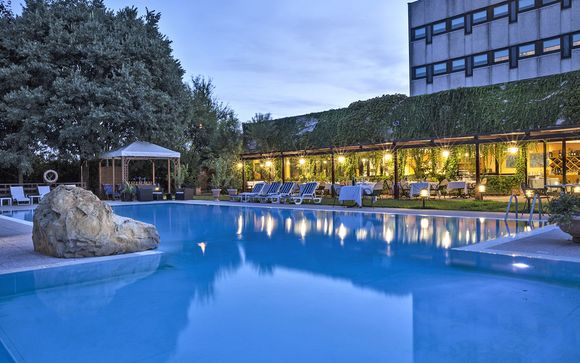 Hôtel Saccardi & Spa 4*