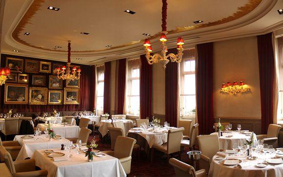 Hôtel & Spa Le Grand Monarque **** & Restaurant Le Georges *
