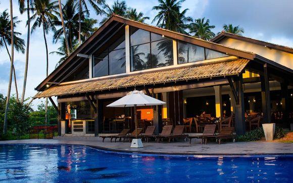 Votre extension à l'hôtel Kamili Beach 4*