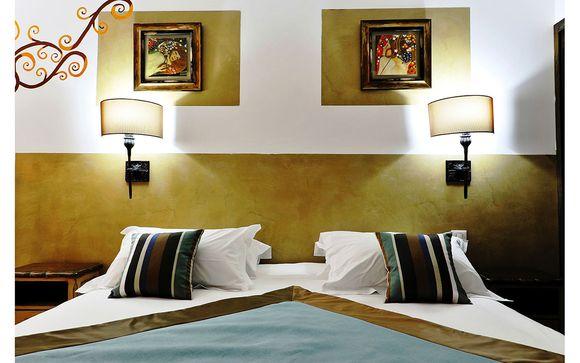 Poussez les portes de votre hôtel Le Liberata 4*