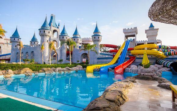 Votre extension à l'hôtel Stella Di Mare Beach 5*, si vous choisissez l'offre en 14 nuits