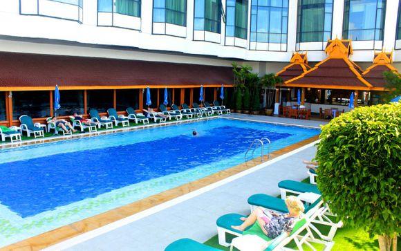 Poussez les portes de l'hôtel The Empress à Chiang Mai
