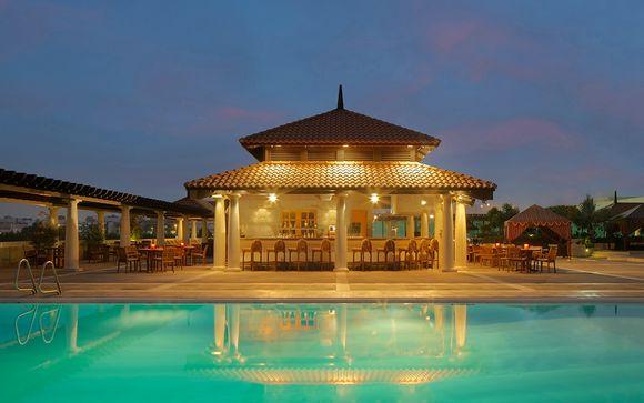 Poussez les portes de l'hôtel Hyatt Regency Dubai 5*