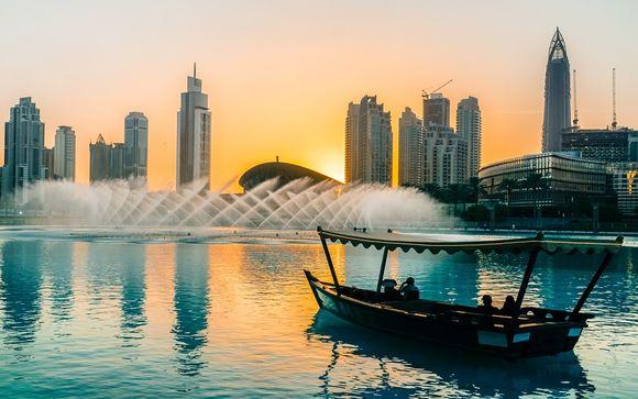 Votre extension au JW Marriott Marquis Dubaï 5*