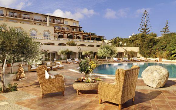 Out Of The Blue Capsis Elite Resort ***** - Agia Pelagia - Crète