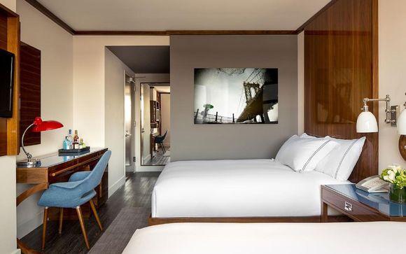 Poussez les portes de l'hôtel Hugo 4* à New-York