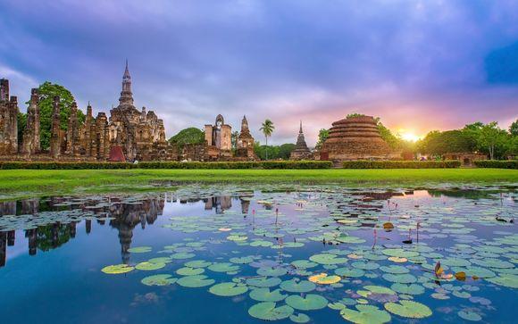 Rendez-vous... au Cambodge et en Thaïlande