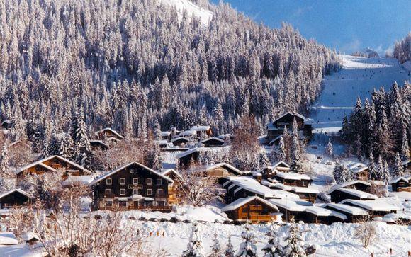 Ski, famille et spécialités savoyardes
