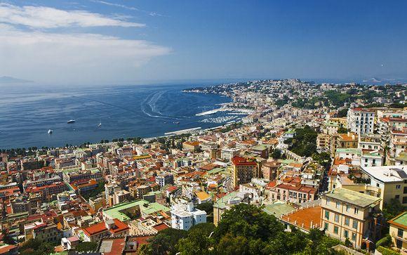 Combiné hôtel 4* à Naples et Sorrento