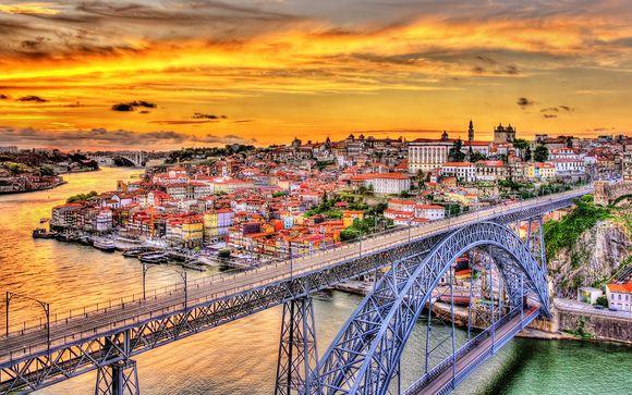 H�tel The House Ribeira Porto 4*