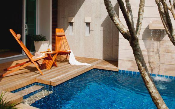 Poussez les portes du Oxygen Style Bangtao Beach 4*