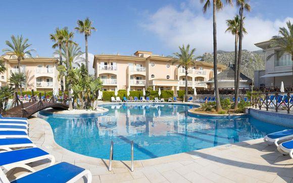 Poussez les portes de votre Aparthotel Playa Mar & Spa 4*