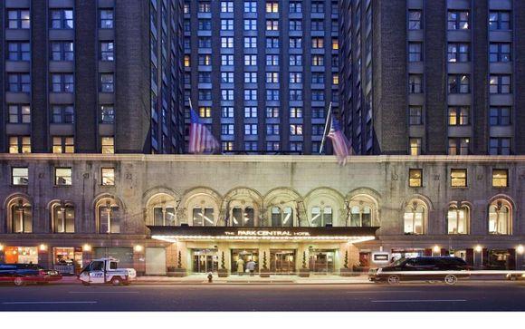 Park Central Hotel New York City 4*