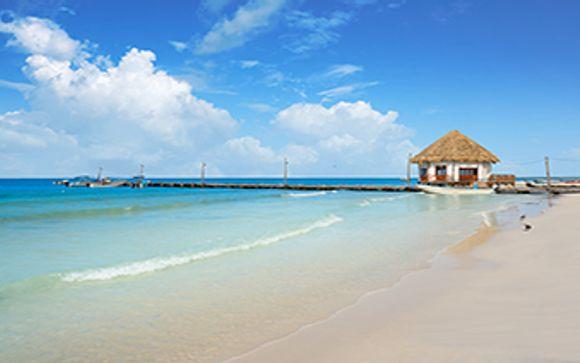 Mettez une option sur l'évasion à Playa del Carmen