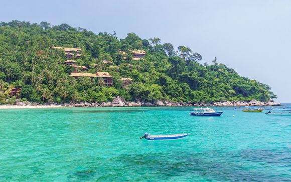 Rendez-vous... sur l'île de Tioman
