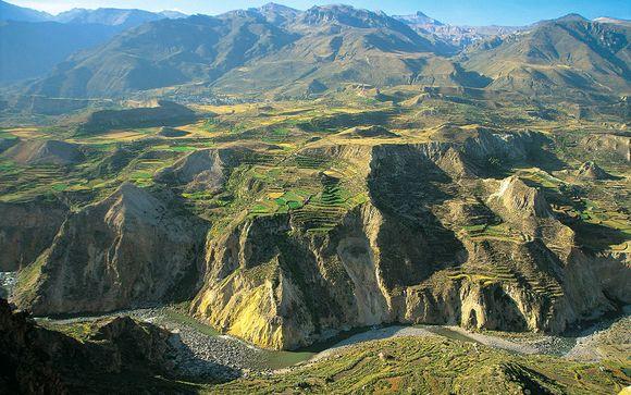 Suivez-nous... Au Pérou