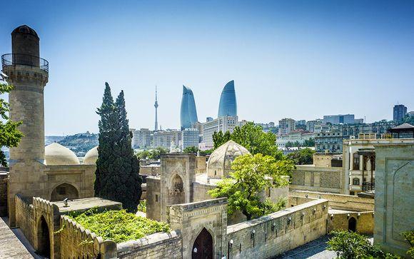 Rendez-vous... en Azerbaïdjan